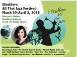 Eleuthera All That Jazz Poster